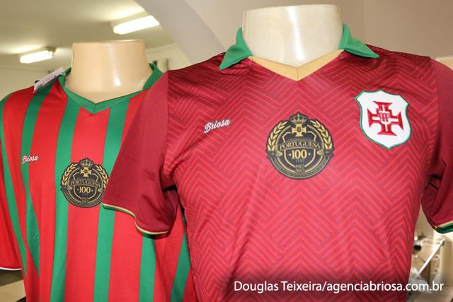 b67a260268 Portuguesa Santista lança marca própria para fidelizar torcedor e alavancar  receitas