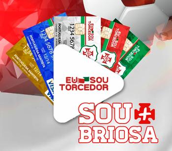Banner do programa de sócio-torcedor da Portuguesa Santista
