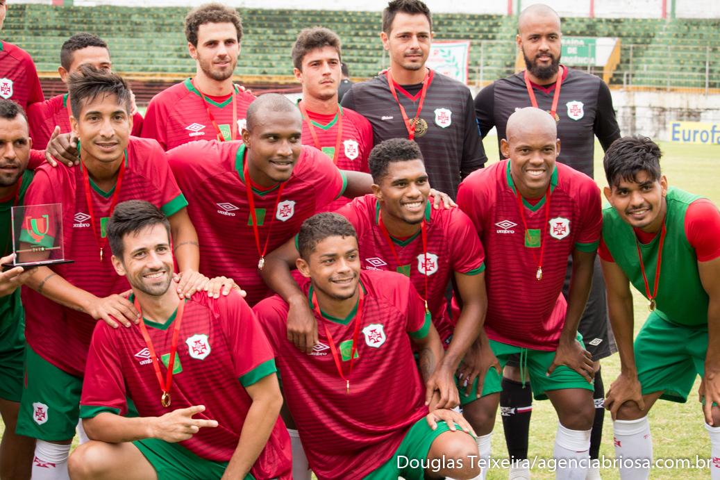 Portuguesa Santista 3 x 2 Portuguesa Londrinense