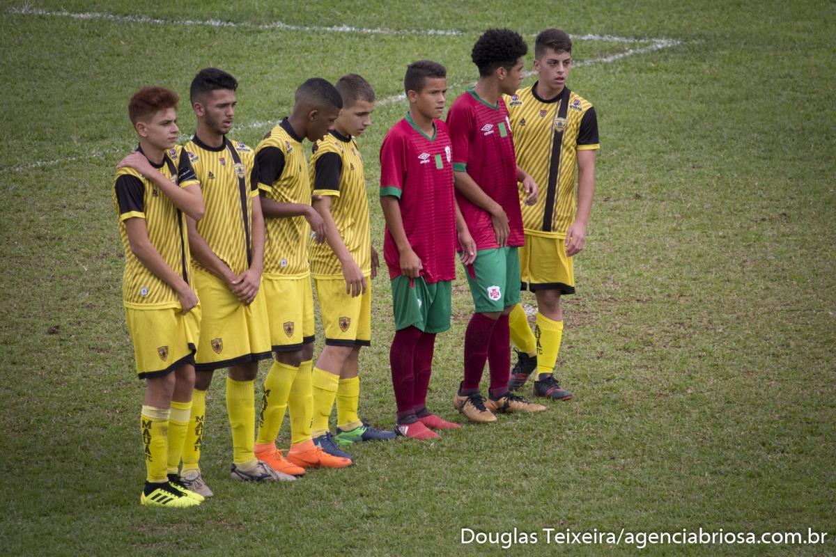 Sub-15: Portuguesa Santista 2 x 1 Mauá
