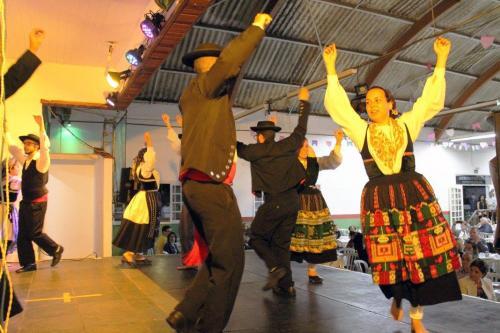 Rancho Folclórico Portuguesa Santista